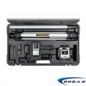 Зелен линеен лазер DuraPlane G360 set 175 см 1