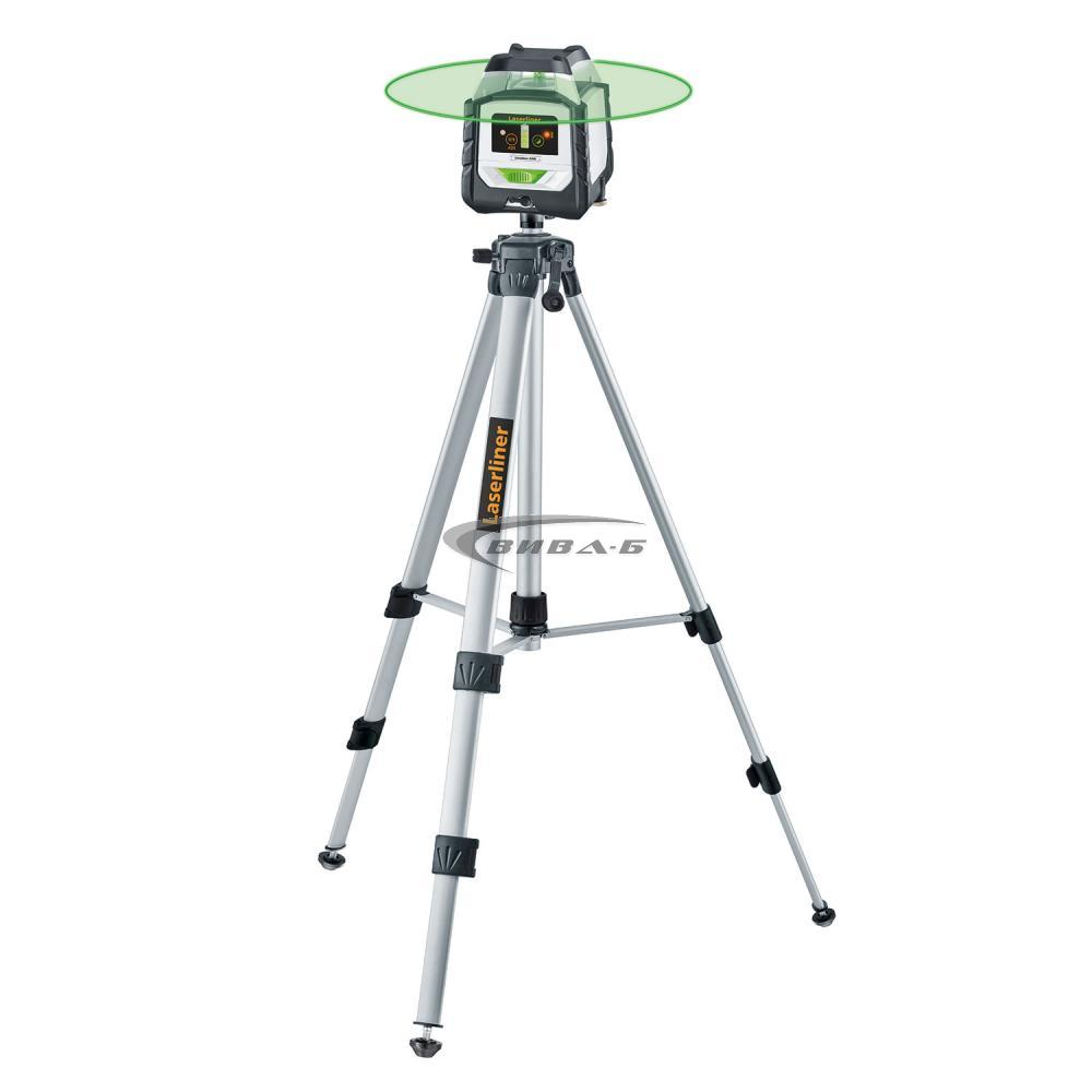 Зелен линеен лазер DuraPlane G360 set 175 см 11