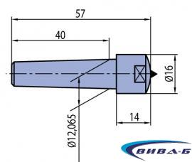 Диамантен изравнител Morse MK1-G K102 2.50kt