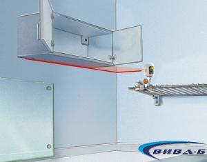Линеен лазерен нивелир SmartCross-Laser set 150 4