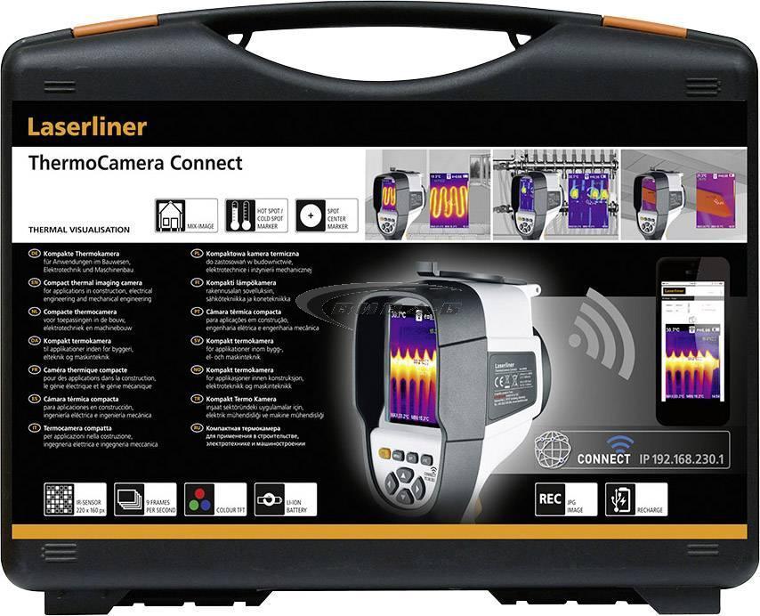 Термокамера ThermoCamera Connect+Челник Walther PRO HL17 4