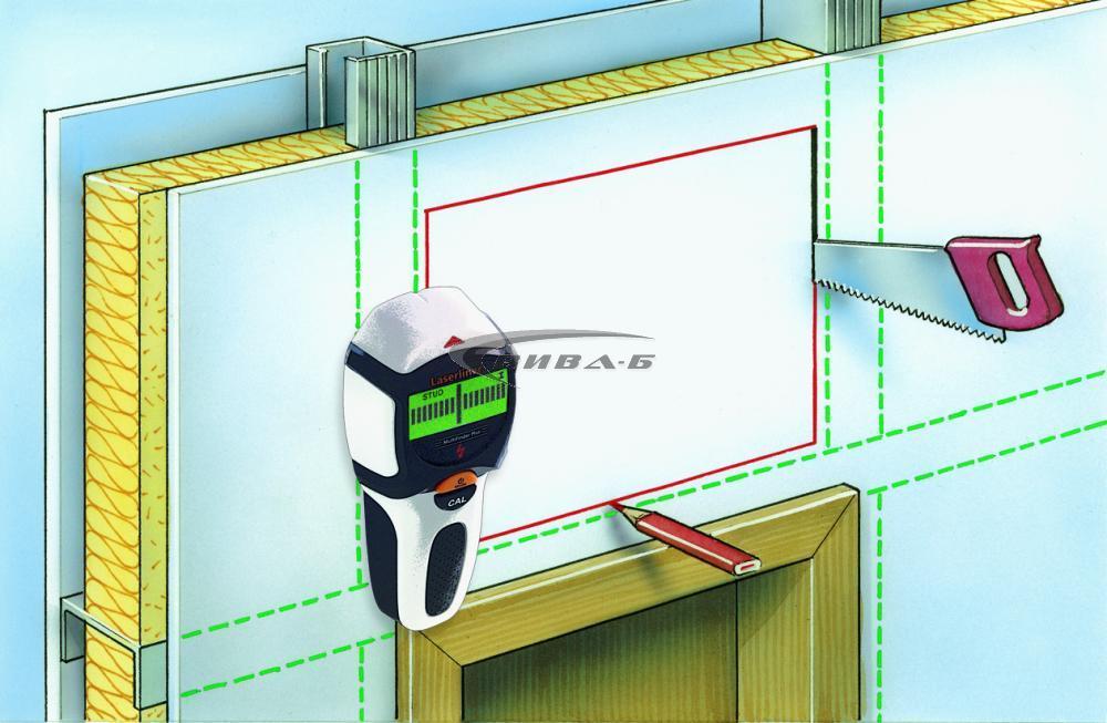 Електронен детектор Laserliner MultiFinder Plus 1