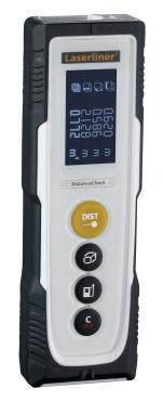 Лазерен далекомер-ролетка Laserliner DistanceCheck