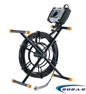 Система за видеоконтрол PipeControlStation-Camera set 30 м