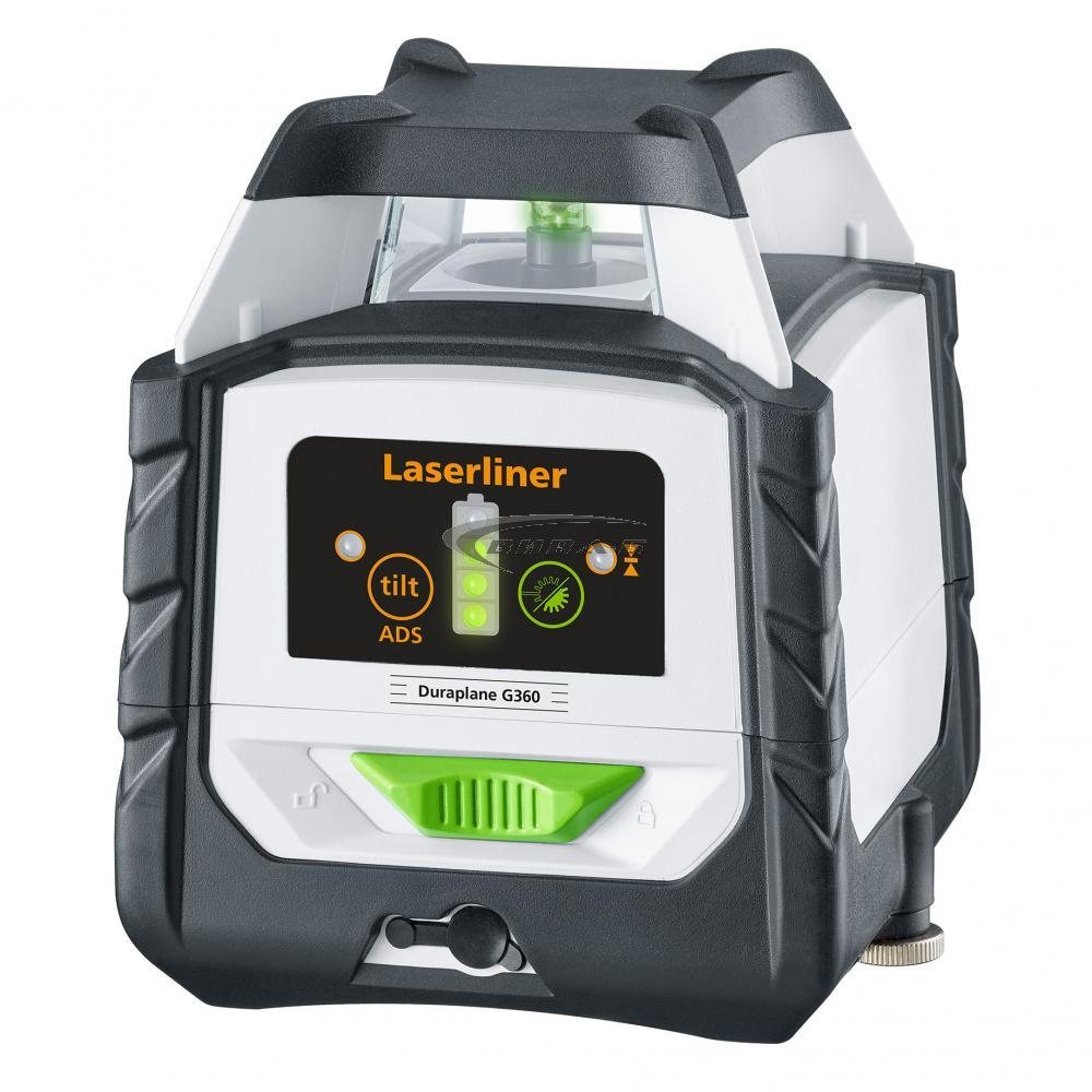 Зелен линеен лазер DuraPlane G360 set 175 см 2