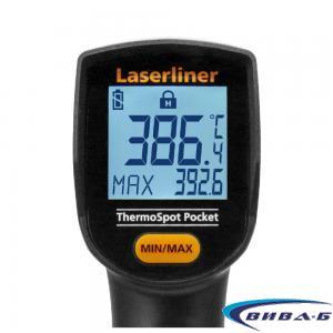Безконтактен термометър Laserliner ThermoSpot Pocket 1