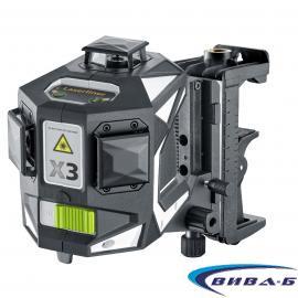 Зелен линеен лазер X3-Laser Pro