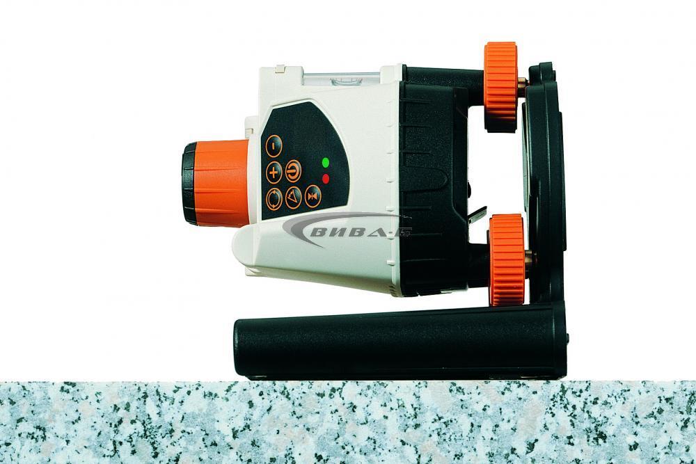 Ротационен лазер BeamControl-Master 120 set 1