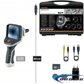 "Видеоконтролер Laserliner VideoFlex G4 Fix 4мм, 0.4м, 3.5"""