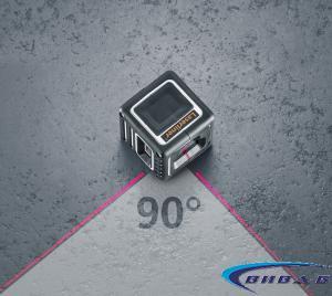 Линеен лазерен нивелир CompactCube-Laser 3 2
