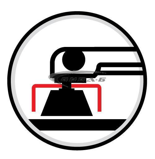 Карбофлексова камбана за шлайфане на мозайка SwatyComet 110x55x22.2 C60 4