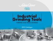 Абразивни инструменти с керамачина и органична свръзка с индустриално приложение