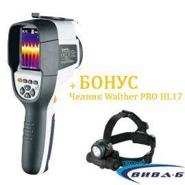 Термокамера ThermoCamera Connect+Челник Walther PRO HL17