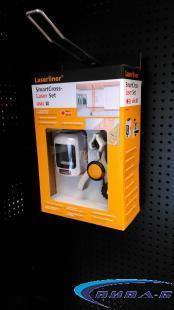 Линеен лазерен нивелир SmartCross-Laser set 4