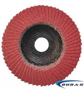 Ламелен диск от керамична шкурка 125х22 Р40