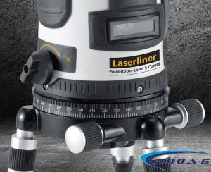 Зелен линеен лазер PowerCross-Laser 5 Combi 1