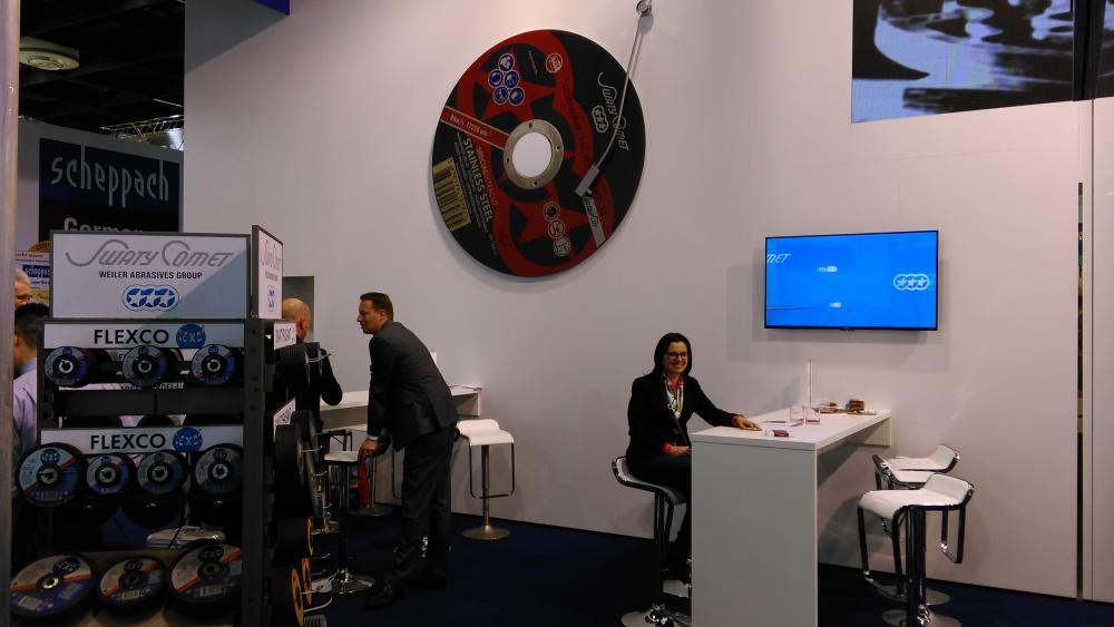 SwatyComet на Международния Технически Панаир в Кьолн 2018