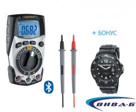 Мултиметър MultiMeter-Pocket XP+БОНУС часовник