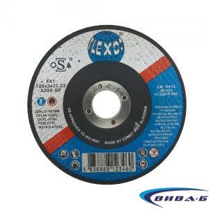 Карбофлексов диск за рязане на метал SwatyComet Flexco 125х2х22