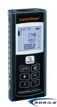 Лазерен далекомер-ролетка Laserliner DistanceMaster Pocket Pro