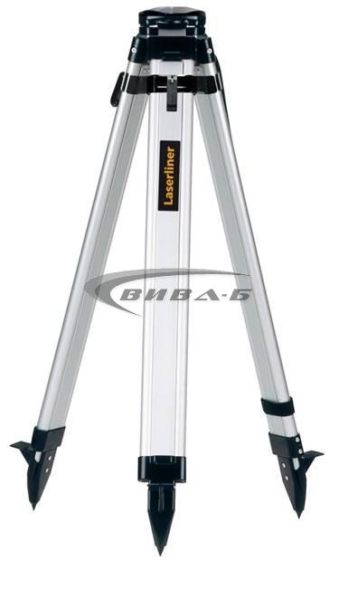 Оптичен нивелир Laserliner AL 26 Plus комплект с тринога с куполна глава и лата 1