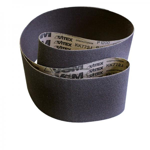 Безконечна лента за фино шлайфане и полиране Compactgrain 50х2000 P120