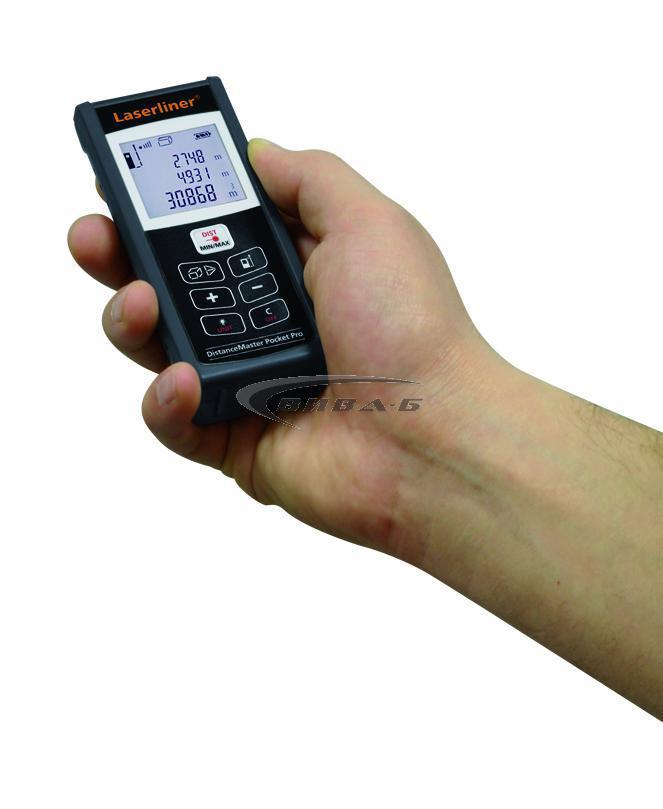 Лазерна ролетка DM Pocket Pro + БОНУС ClimaCheck 7