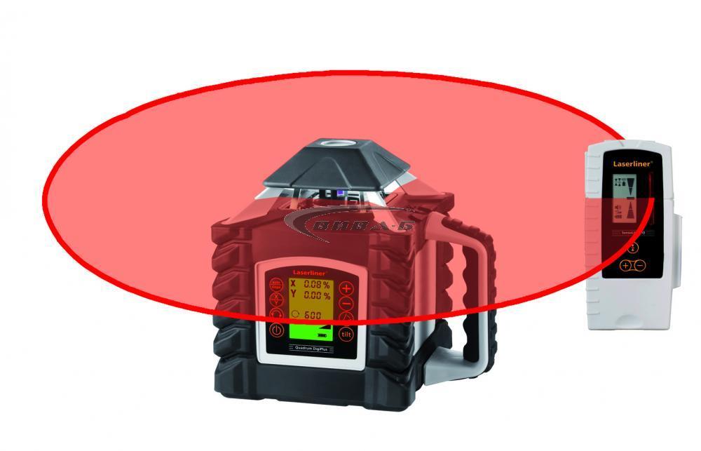 Ротационен лазер Quadrum DigiPlus 410 S 2