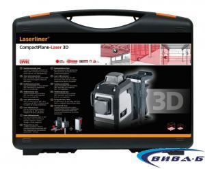 Линеен лазер CompactPlane-Laser 3D 1