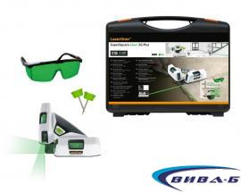 Зелен линеен лазерен  SuperSquare Laser 2G Plus